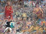 1001 Paintings You must See before you Die, 0, Oil on linen, 300x400 cm.