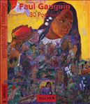 Gauguin Postcard Book, 0, Oil on linen, 150x130 cm.
